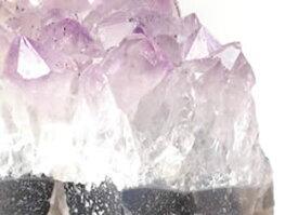 ラベンダー アメジスト クラスター 紫水晶 原石