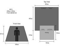 KODIAKCANVAS6人用10x10ftFlex-BowDeluxeコディアックキャンバスコディアックカンバステントコットンテントアウトドアキャンプ国内正規品