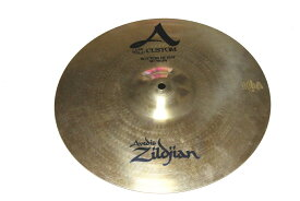 "Zildjian 14"" A CUSTOM HIHAT - BOTTOM OUTLET ジルジャン A カスタム 14インチ ハイハット・ボトム 店頭展示アウトレット新品"