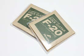 Morris Acoustic Guitar Strings F-20XL 2セット販売!