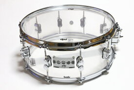 PDP by DW PA-PDSN0614 SSCS Chad Smith Signature Snare チャド・スミス シグネチャー スネア ドラム 14インチ x 6インチ