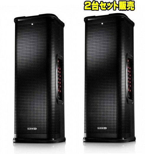 Line6 L3t OUTLET 2台セット販売2台セット購入特典スピーカスタンド(2本)プレゼント!