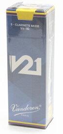 ◆Vandoren V.21  Bass Clarinet Reeds バスクラリネット リード