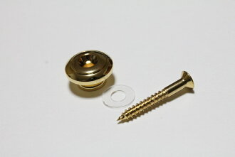 PICK BOY strap pin EP-15/BR