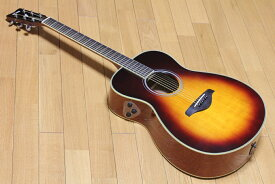 YAMAHA FS-TA BSブラウンサンバーストトランスアコースティックギターチューナーお手入れ用クロスワインダーストラップ交換用弦ピックx2枚プレゼント!