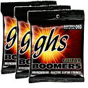 ghs BOOMERS GBL 3セット販売 LIGHT