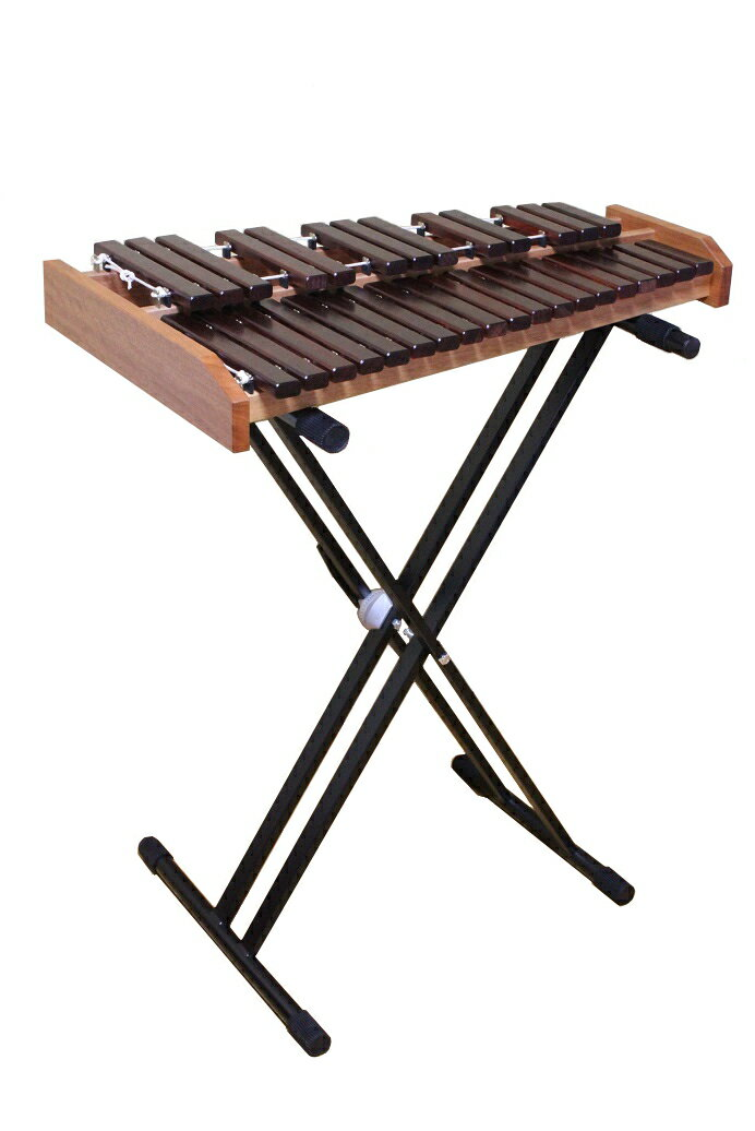 KOROGI ECO32 + X型キーボドスタンド SET コオロギ社 卓上木琴とオリジナル企画・スタンドセット販売