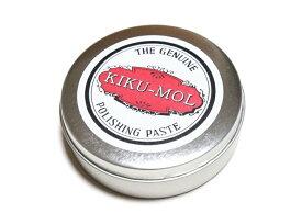 KIKUYA PM KIKU-MOL キクモール 金属磨き 研磨剤 貴金属・ステンレス製品の艶出し仕上げに最適! 時計清掃にもおすすめ!