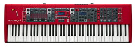 CLAVIA Nord Stage 3 HP 76 OUTLET ノードステージ3 76鍵盤 ピアノ鍵盤 ダンボール不良アウトレット特価
