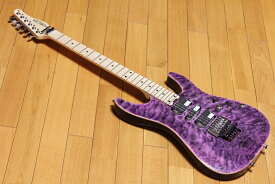 SCHECTER NV-3-24-AL PUR/M See-thru Purple OUTLET シェクター アウトレット