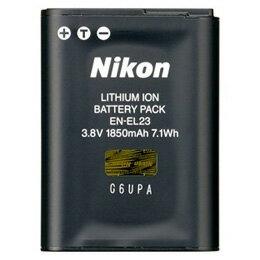 【メール便OK】ニコンLi-ionリチャージャブルバッテリーEN-EL23/NikonEN-EL23