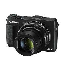 【送料無料】【即納】Canon PowerShot G1 X Mark II コンパクトデジカメ JAN末番8210