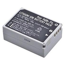 ケンコー デジタルカメラ用充電式バッテリー ENERG エネルグ C-#1058 キヤノンNB-7L対応 /Kenko C-#1058