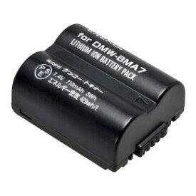 ケンコー デジタルカメラ用充電式バッテリー ENERG エネルグ P-#1081 パナソニック DMW-BMA7対応 /Kenko P-#1081