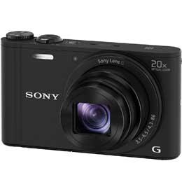 【送料無料】【即納】SONY サイバーショット DSC-WX350 (B)[ブラック] コンパクトデジカメ JAN末番0142