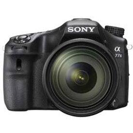 【送料無料】【即納】Sony α77 II ILCA-77M2Q ズームレンズキット デジタル一眼レフカメラ