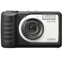 【送料無料】【即納】RICOH G800 コンパクトデジカメ JAN末番7559※リコー G800は、延長保証の対象外となります。 【店頭受取対応商品】