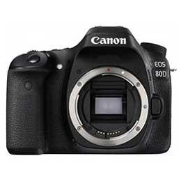 【送料無料】【即納】Canon EOS 80D ボディ デジタル一眼レフカメラ JAN末番060935