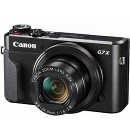 【送料無料】【即納】Canon PowerShot G7 X Mark II コンパクトデジカメ JAN末番6389