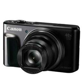 Canon PowerShot SX720 HS [ブラック] コンパクトデジカメ
