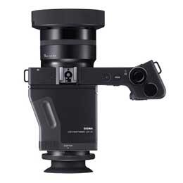 【送料無料】SIGMA dp1 Quattro LCDビューファインダーキット コンパクトデジカメ