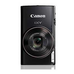 【送料無料】【即納】Canon IXY 650 [ブラック] JAN末番057522