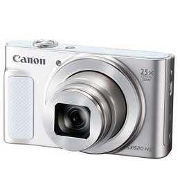【送料無料】【即納】Canon PowerShot SX620 HS [ホワイト] JAN末番057447