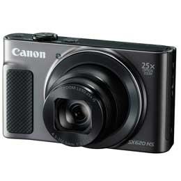 【送料無料】【即納】Canon PowerShot SX620 HS [ブラック] JAN末番057324