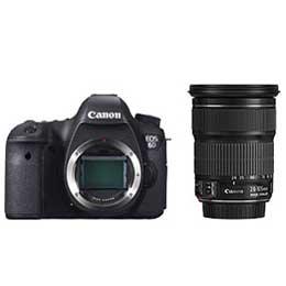 【送料無料】Canon EOS 6D EF24-105 IS STM レンズキット JAN末番127261