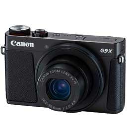 【送料無料】【即納】Canon PowerShot G9 X Mark II [ブラック] JAN末番081053 【店頭受取対応商品】