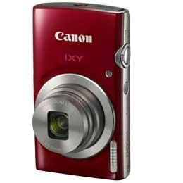 【送料無料】Canon IXY 200 [レッド] JAN末番083071