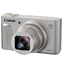 【送料無料】【即納】Canon PowerShot SX730 HS [シルバー] JAN末番2623