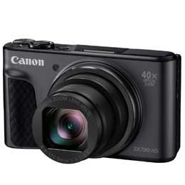 【送料無料】【即納】Canon PowerShot SX730 HS [ブラック] JAN末番082548 【店頭受取対応商品】