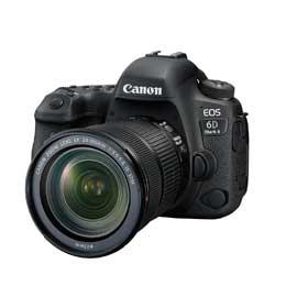 【送料無料】【即納】Canon EOS 6D Mark II EF24-105 IS STM レンズキット JAN末番084061