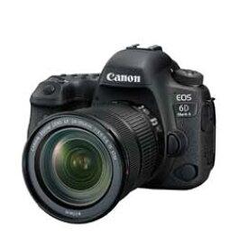 【送料無料】Canon EOS 6D Mark II EF24-105 IS STM レンズキット