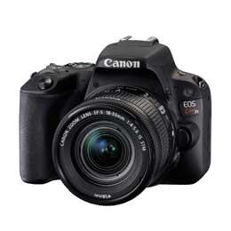 【送料無料】Canon EOS Kiss X9 EF-S18-55 IS STM レンズキット [ブラック] JAN末番091311