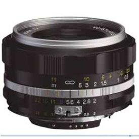 【送料無料】コシナフォクトレンダー ULTRON 40mm F2 Aspherical SL II Sシルバーリム