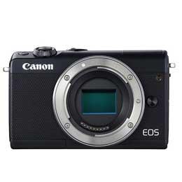 【送料無料】Canon EOS M100 ボディ [ブラック] JAN末番093667