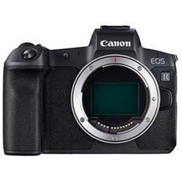 【送料無料】【即納】Canon EOS R ボディ ※2018年10月25日発売