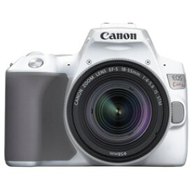 CANON EOS Kiss X10 EF-S18-55 IS STM レンズキット [ホワイト]