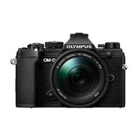 【送料無料】OLYMPUS OM-D E-M5 Mark III 14-150mm II レンズキット [ブラック] ※2019年11月下旬発売予定 発売記念キャッシュバックキャンペーン!2020/01/13迄 発売前購入宣言キャンペーン!!製品発売日前日迄