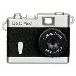 ケンコートイカメラDSCPieniブラックDSC-PIENIBK