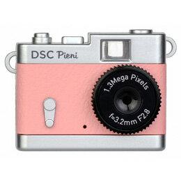 ケンコー トイカメラ DSC Pieni コーラルピンク DSC-PIENI CP