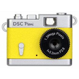 ケンコー トイカメラ DSC Pieni レモンイエロー DSC-PIENI LY