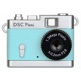 ケンコー トイカメラ DSC Pieni スカイブルー DSC-PIENI SB