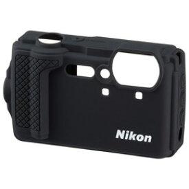 ニコン シリコンジャケット CF-CP3 ブラック /Nikon CF-CP3