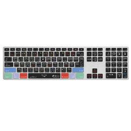 宮地商会AppleUltra-ThinAluminiumKeyboard用US/ISO配列LOGX-AK-CC-2