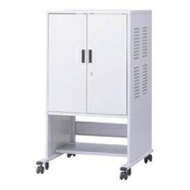 【送料無料B】ナカバヤシ セキュリティパソコンラック PSS-101 730*700*1250