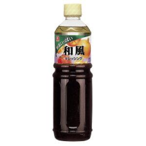 理研 リケン 野菜いっぱい和風ドレッシング(1L×6本)