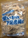 【まとめ買い】マルハニチロ いか下足(いかゲソ)のから揚げ(1kg)×6袋